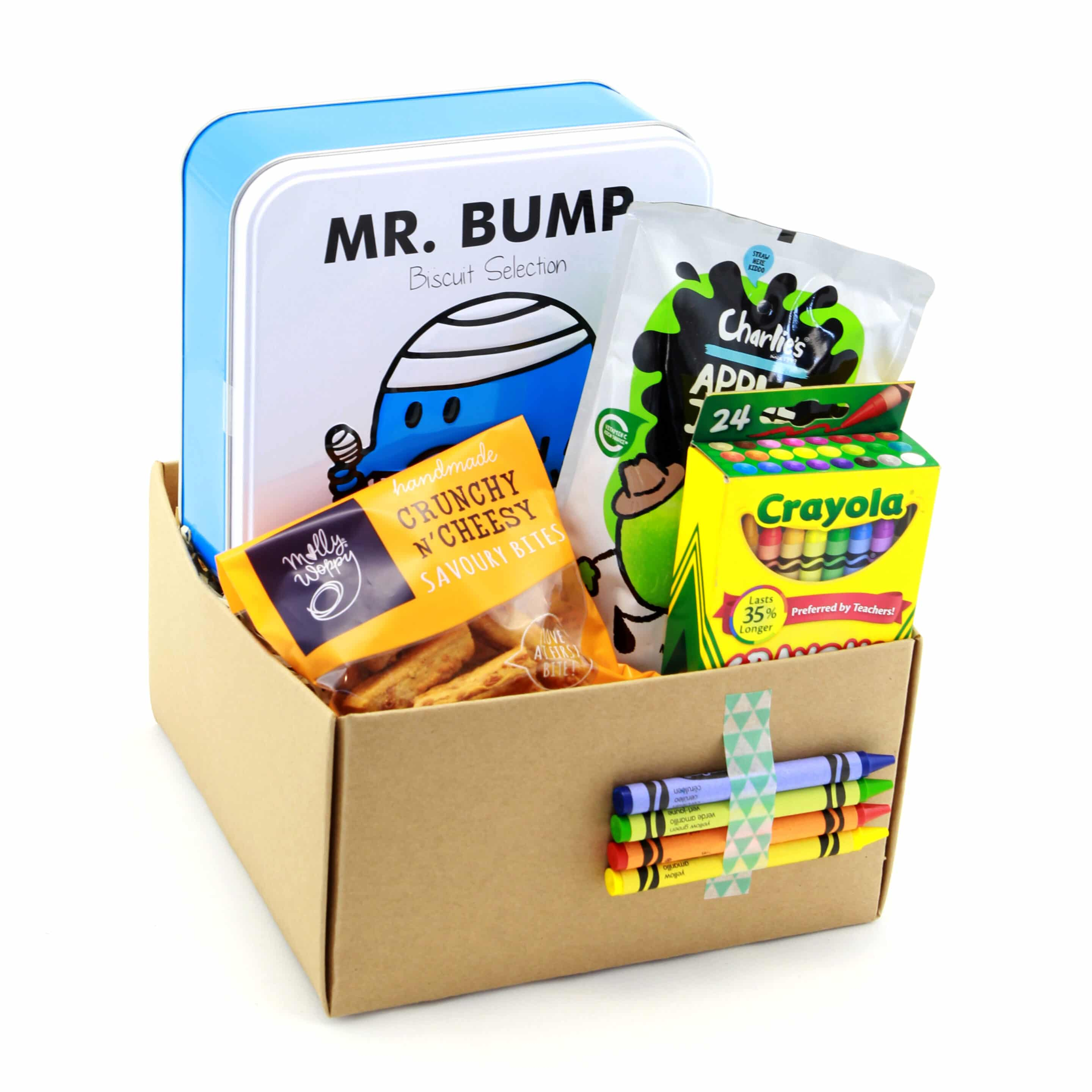 Present Box for Kid, get well soon gift Box