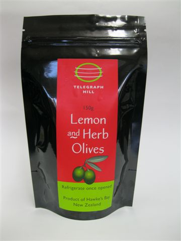 Telegraph Hill Olives- Gourmet Food hampers