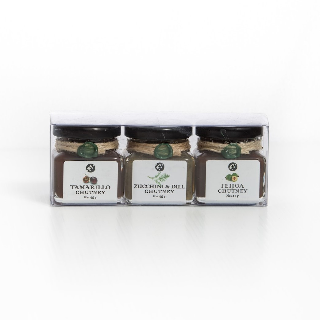 Mini Chutney-Gourmet food Hamper