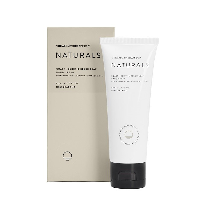 The Aromatherapy Co - Naturals Hand Cream