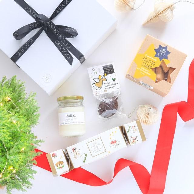 Giftology - Christmas gift box